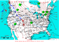 2006-03-04 Surface Weather Map NOAA.png