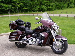Yamaha Royal Star Venture - Wikipedia