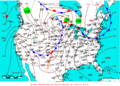 2007-06-18 Surface Weather Map NOAA.png