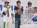 2007SamsungRunningFestivalTaipei MickyHuang JudyChou JamesLin.jpg