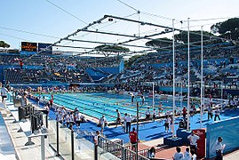 2009 FINA World swimming championships pool.jpg