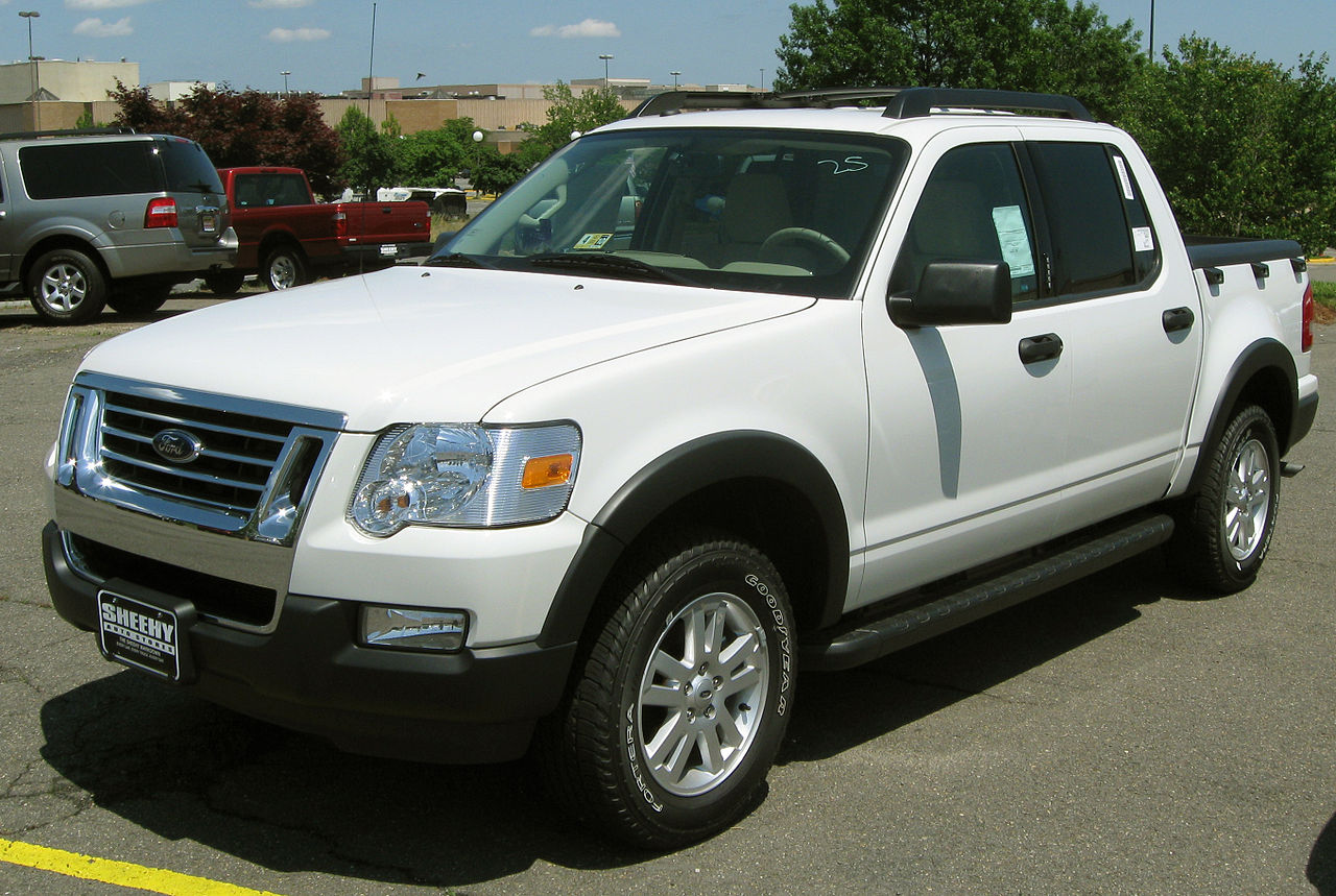 Ford Explorer Sport Trac   Wikiwand