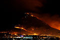 2009 Table Mountain fire.jpg
