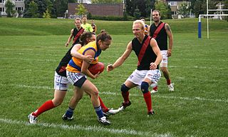 Australian rules football in Canada