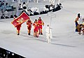 2010 Opening Ceremony - Montenegro entering.jpg