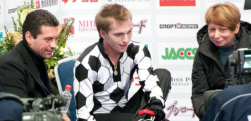 File:2011 Rostelecom Cup - Voronov-4.jpg