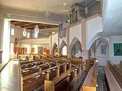 2012.04.28 - St. Martin-Karlsbach - Pfarrkirche hl. Martin - 02.jpg