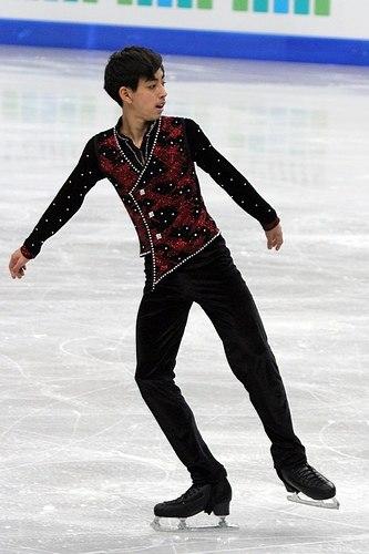 2012 World Junior FS Michael Christian Martinez3