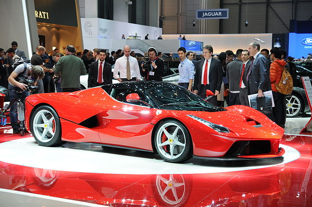 own: LaFerrari