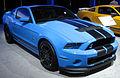 2013 Ford Mustang GT500 -- 2012 DC.JPG