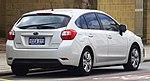 2013 Subaru Impreza (GP7 MY13) 2.0i hatchback (2018-09-03).jpg