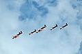 2013 Züri Fäscht - PC-7 Team der Schweizer Luftwaffe - Arboretum 2013-07-05 19-16-04 01.JPG