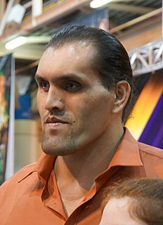 The Great Khali Indian professional wrestler, actor, and powerlifter