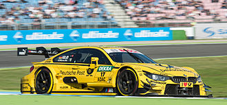 Team MTEK - Image: 2014 DTM Hockenheimring II Timo Glock by 2eight 8SC4912