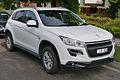 2014 Peugeot 4008 (MY14) Active wagon (2015-11-11) 01.jpg