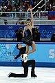 2014 Winter Olympics - Elena Ilinykh and Nikita Katsalapov - 04.jpg