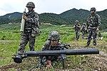 2015.9.11. 해병대 1사단-공용화기사격 11th Sep. 2015. ROK 1st Marine Division - a crew served weapon shooting (20977411833).jpg