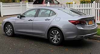 Acura TLX - 2015 Acura TLX