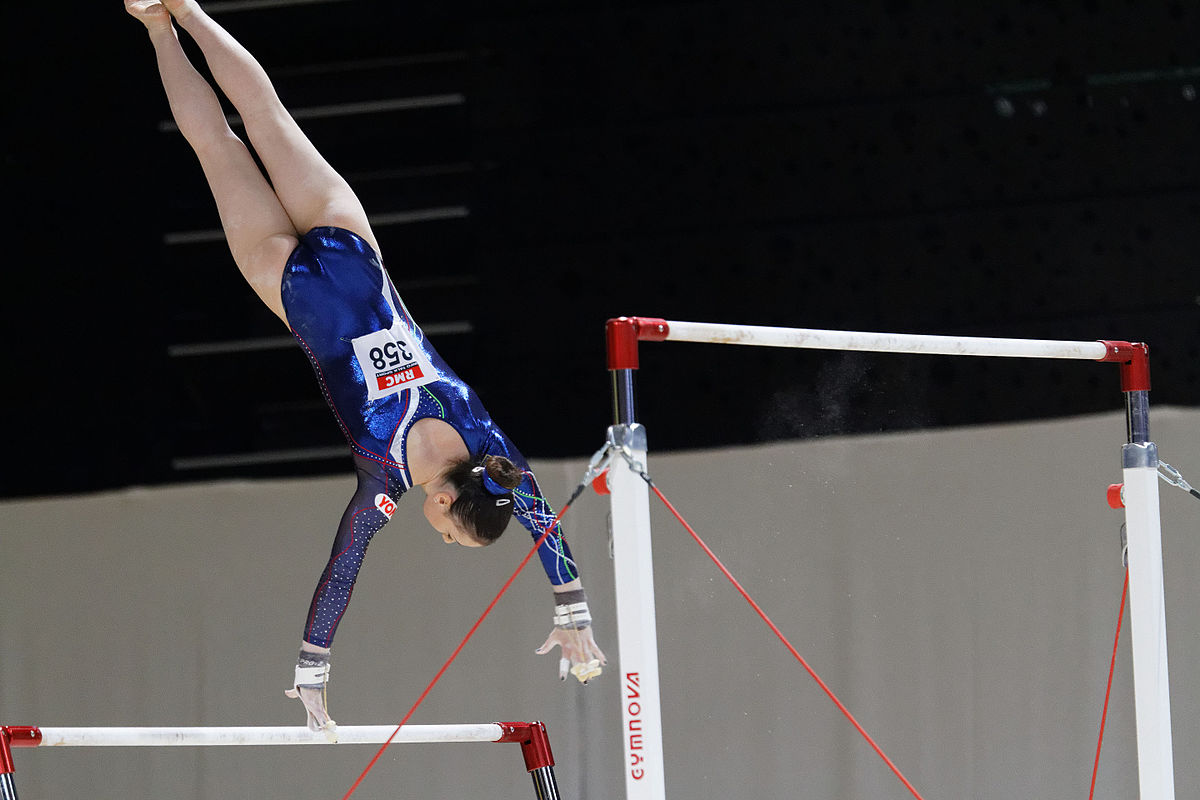 """Résultat de recherche d'images pour """"gymnastique artistique les barres"""""""
