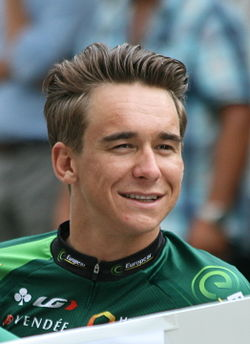 2015 Tour de France team presentation, Bryan Coquard.jpg