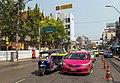 2016 Bangkok, Dystrykt Phra Nakhon, Ulica Chakrabongse (06).jpg