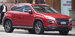 2016 Peugeot 4008 (MY15) Active wagon (2018-11-22) 01.jpg