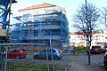 2016 Woolwich, Barnfield Estate renovation 03.jpg