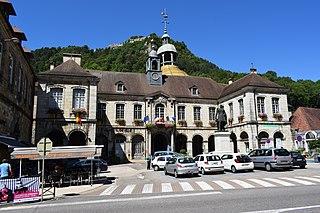 Salins-les-Bains Commune in Bourgogne-Franche-Comté, France