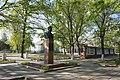 2017 Гола Пристань (28) Пам'ятник Герою Соціалістичної Праці І. І. Стрельченку.jpg