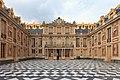 2017 Cour de Marbre du Château de Versailles P24.jpg