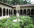 2017 The Cloisters Trie Cloister from northwest.jpg