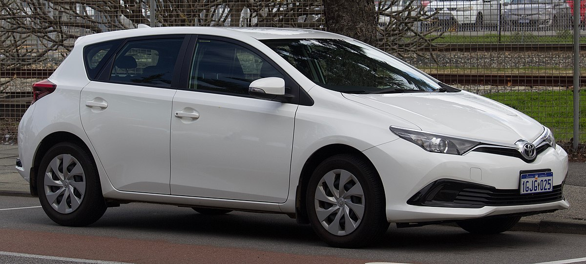 Toyota Auris - Wikipedia