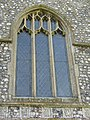 2018-04-20 Window, Parish church of Saint Mary the Virgin, Northrepps, Cromer (3).JPG