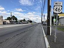 U S  Route 46 - Wikipedia