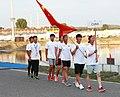 2018-08-07 World Rowing Junior Championships (Opening Ceremony) by Sandro Halank–053.jpg