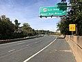 2018-10-19 15 53 48 View east along Interstate 66 (Custis Memorial Parkway) at Exit 72 (U.S. Route 29-Lee Highway, Spout Run Parkway) in Arlington County, Virginia.jpg