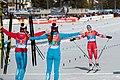 20190228 FIS NWSC Seefeld Ladies 4x5km Relay Team Russia 850 5431.jpg