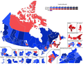 2020 Conservative Party of Canada leadership election final round results map.png