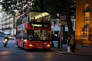 205 To Paddington - geograph.org.uk - 2016560.jpg