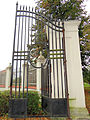 220913 Gate of Bishops Palace in Wolbórz - 03.jpg