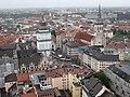 2296 - München - Marienplatz viewed from Frauenkirche.JPG
