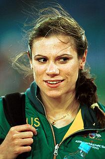 Lisa Llorens Australian Paralympic athlete