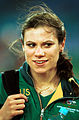 251000 - Athletics Lisa Llorens portrait - 3b - 2000 Sydney portrait photo.jpg