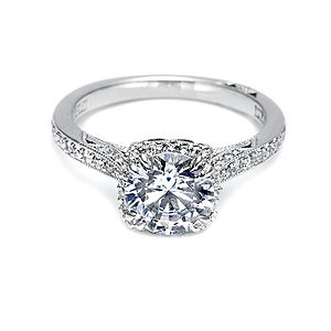 Tacori 2620 RD LG large - Fine jewelry perfect gift for a wide variety of occasions