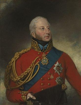Duke of Gloucester and Edinburgh - Prince William of Gloucester and Edniburgh
