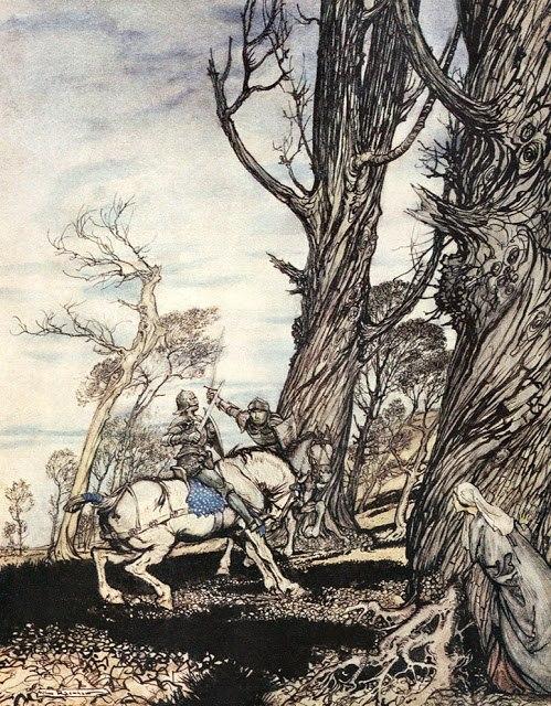 316 The Romance of King Arthur