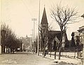 3rd Ave from University St, looking north, Seattle, Washington, 1890 (BOYD+BRAAS 41).jpg
