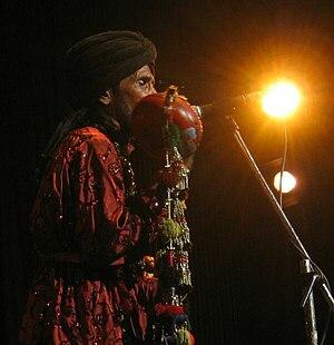 Music of Pakistan - Pakistani Sufi Saieen Zahoor.
