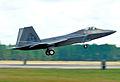 43d Fighter Squadron Lockheed Martin F-22A Raptor 00-4013.jpg