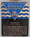440 Cambie St. Edgett Building Heritage Plaque.jpg